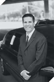 Limo rentals with professional drivers in Boston, MA