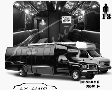 Boston Party Bus party Bus | 18 passenger PartyBus in Boston