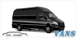 Boston Luxury Van service