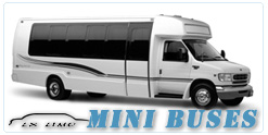 Mini Bus rental in Boston, MA