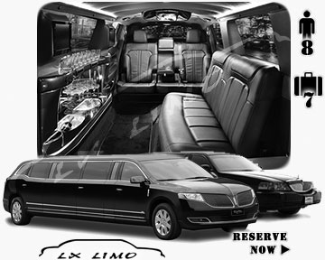Limo from Boston airport