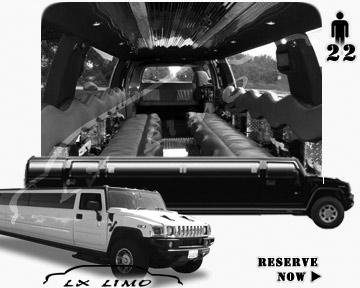 Boston hummer H2 SUV Limousine rental