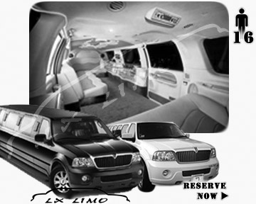 Navigator SUV Boston Limousines services